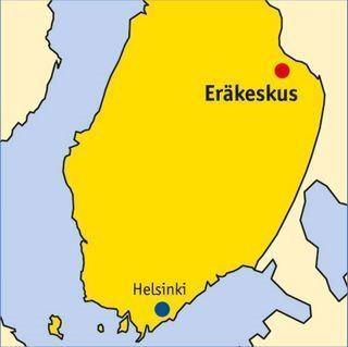 Fintouring MAP Eraekeskus