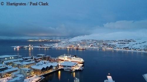 Hurtigruten: HR Hammerfest