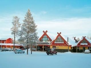 Winter: Lappland Hotel