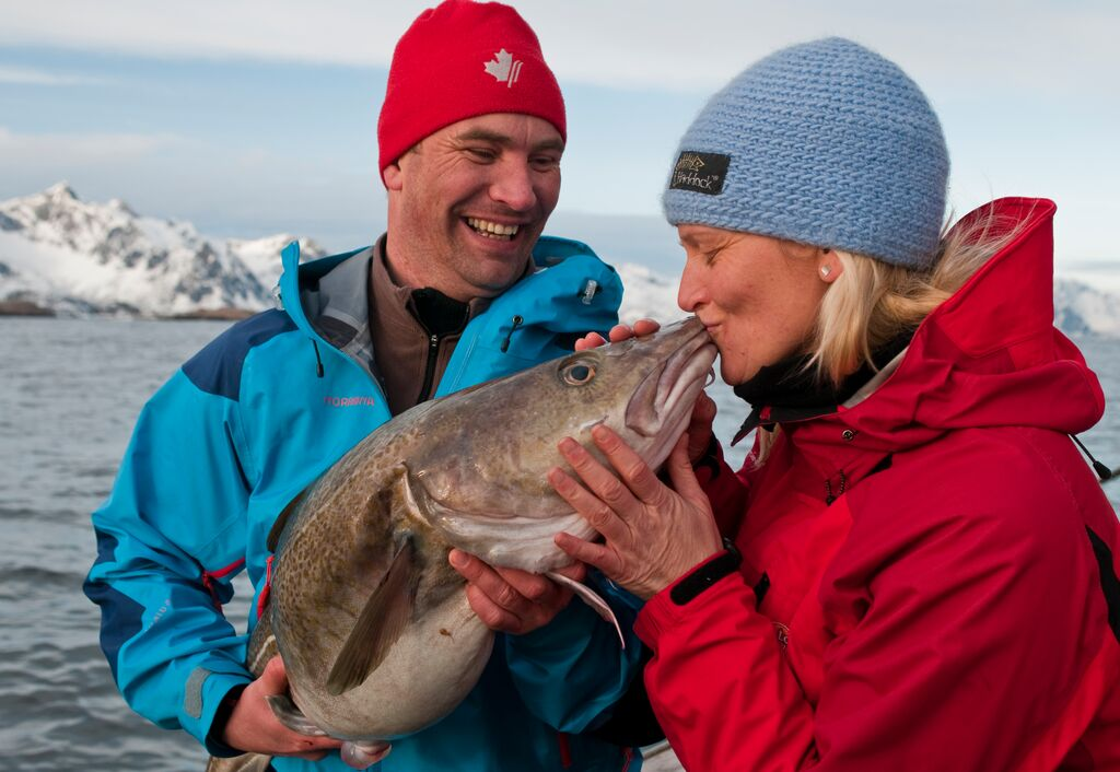 Aktivreisen: fishing ch visitnorway com