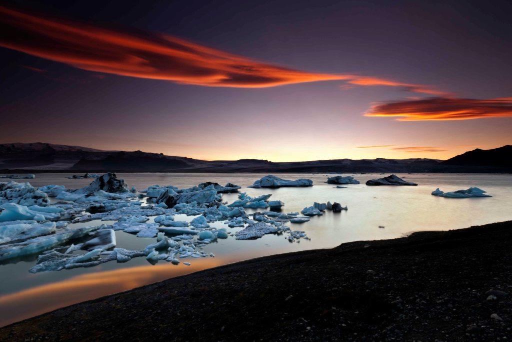 Aktivreisen: glacial lagoon visiticeland com