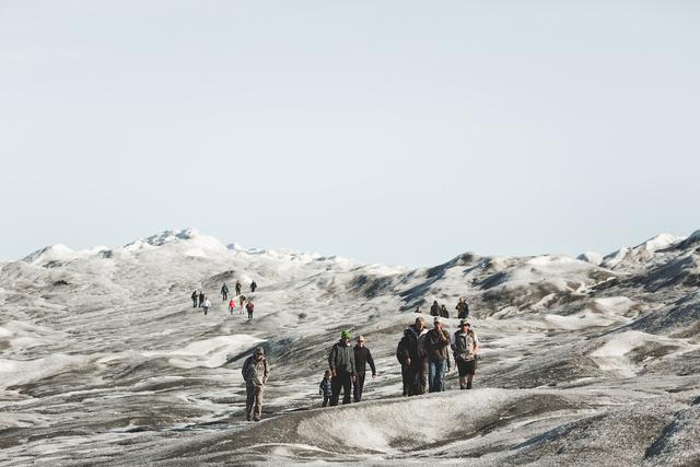 Aktivreisen: hiking greenland banjamin hardman visit greenland