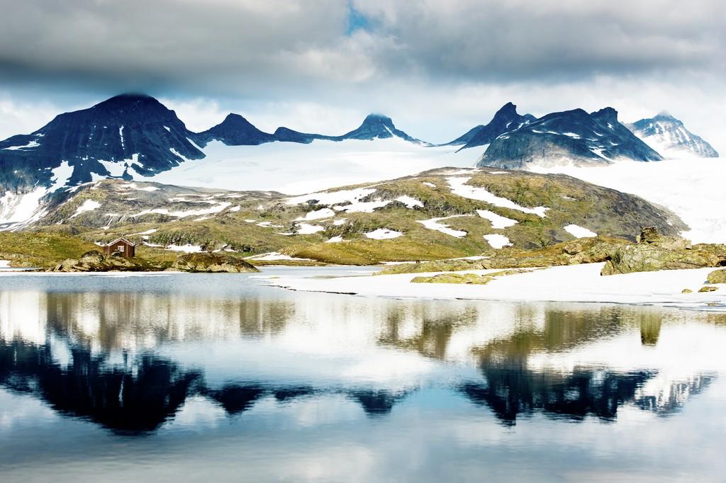 Aktivreisen: jotunheimen sverre hjornevik fjordnorway com