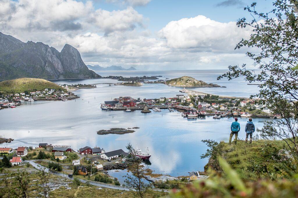 Aktivreisen: reinse lofoten  thomas rasmus skaug visitnorway com