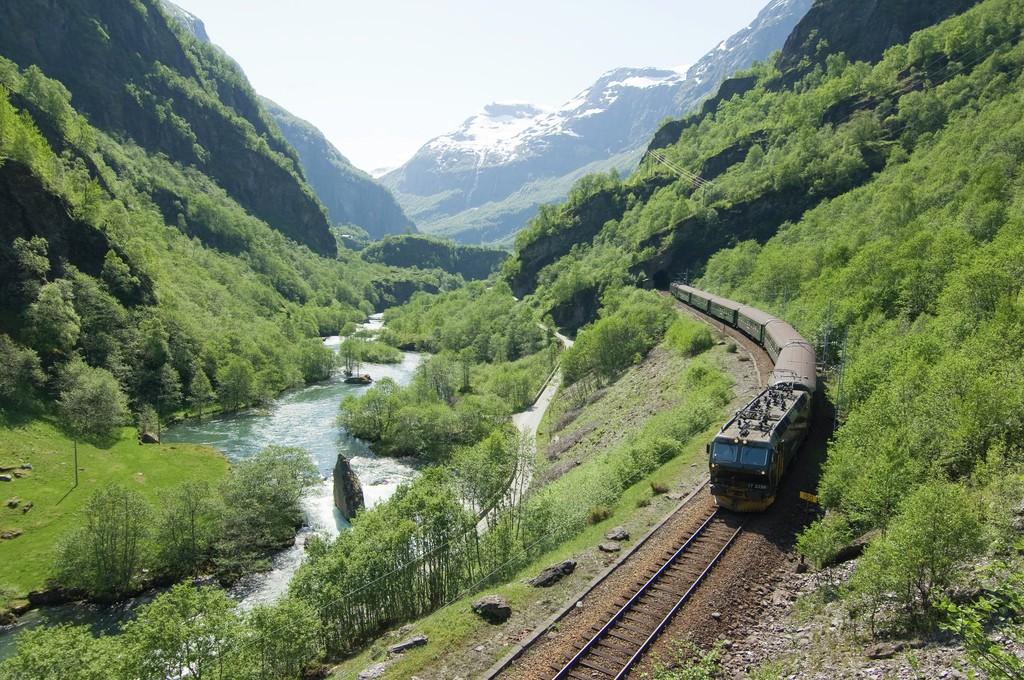 Bahn: flambahn terje rakke fjordnorway com