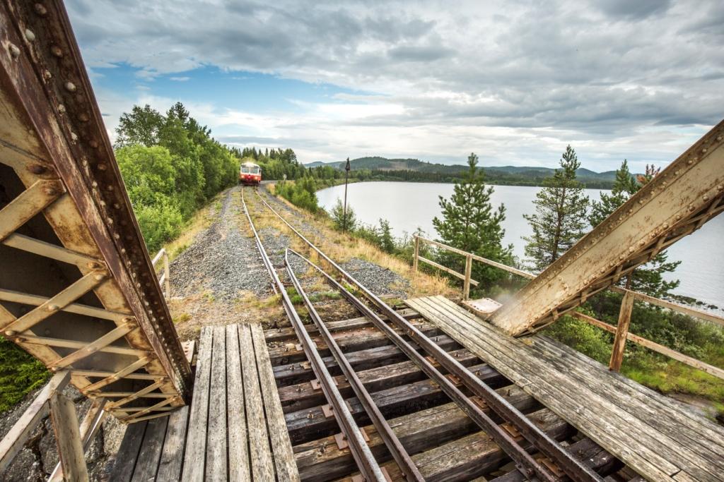 Bahn: inlandsbanan hakan wike