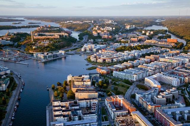 Bahn: stockholm ola ericson visitsweden