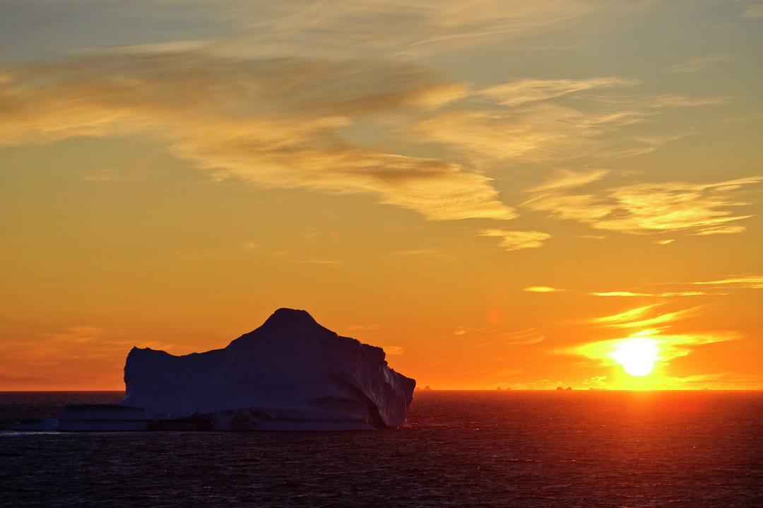 Expeditionen: baffin bay thomas haltner hurtigruten