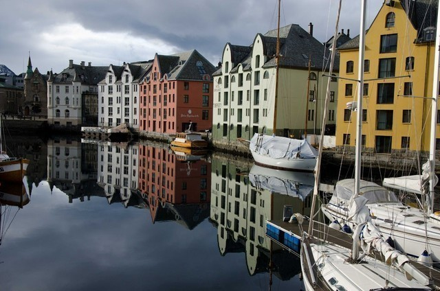 Expeditionen: alesund josef havranek