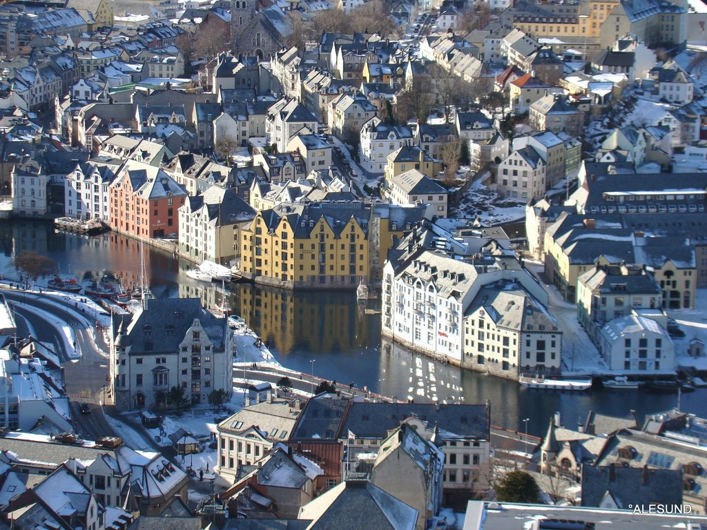 Hurtigruten - Havila: alesund photo competition hurtigruten