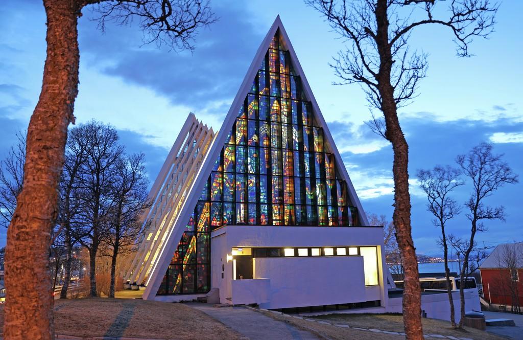 Hurtigruten - Havila: eismeerkathedrale tromso photo competition hurtigruten