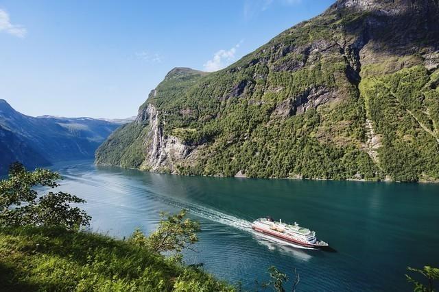 Hurtigruten - Havila: geiranger agurtxane collection hurtigruten