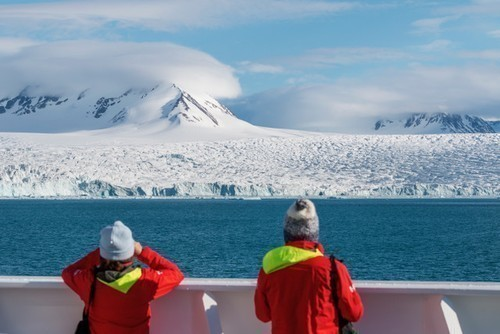 Expeditionen: landskape andrea klaussner hurtigruten