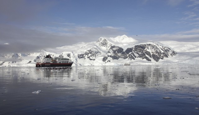 Expeditionen: ms fram antarktika tommy simonsen hurtigruten