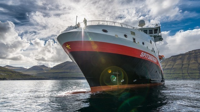 Expeditionen: ms spitsbergen karsten bidstrup hurtigruten