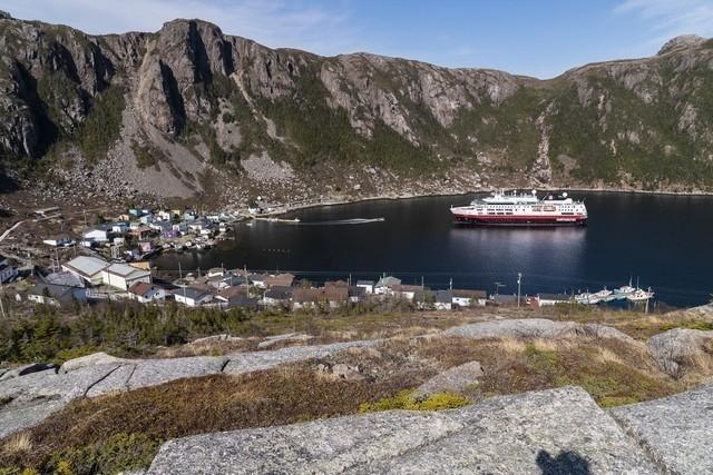 Expeditionen: neufundland und labrador chelsea claus hurtigruten