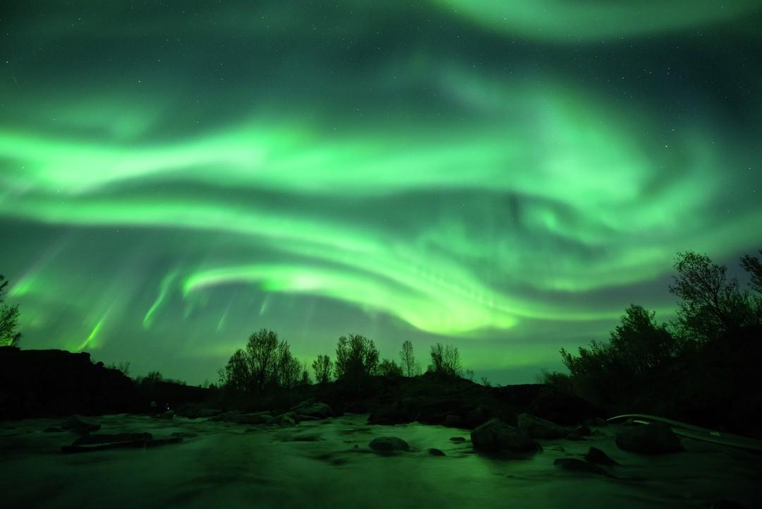 Hurtigruten - Havila: nordlichter winter stian klo hurtigruten