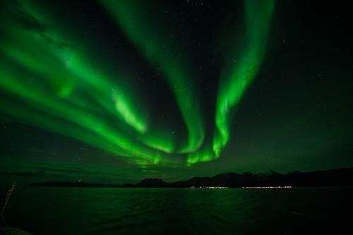 Nordlichter: nordlys tromso andreas kalvig anderson hurtigruten