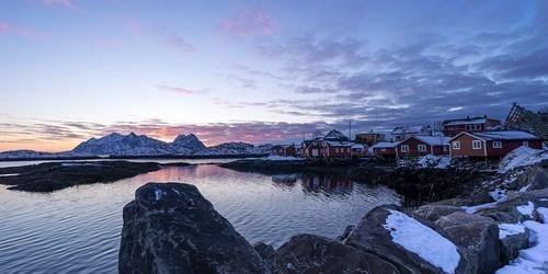 Hurtigruten - Havila: svolvar pascal debrunner hurtigruten