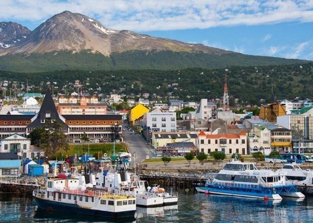 Hurtigruten: ushuaia argentina rita melville hurtigruten
