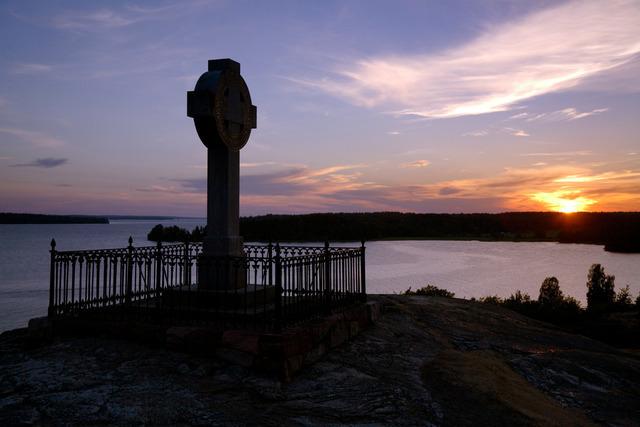 Göta Kanal: birka ola ericson seden
