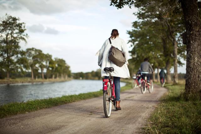 Kreuzfahrten: goeta kanal tina stafren visitsweden