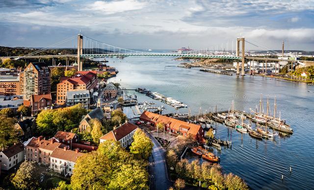 Kreuzfahrten: goeteborg pixel petersson sweden