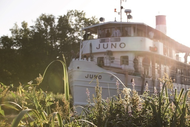 Kreuzfahrten: ms juno rederi ab goeta kanal