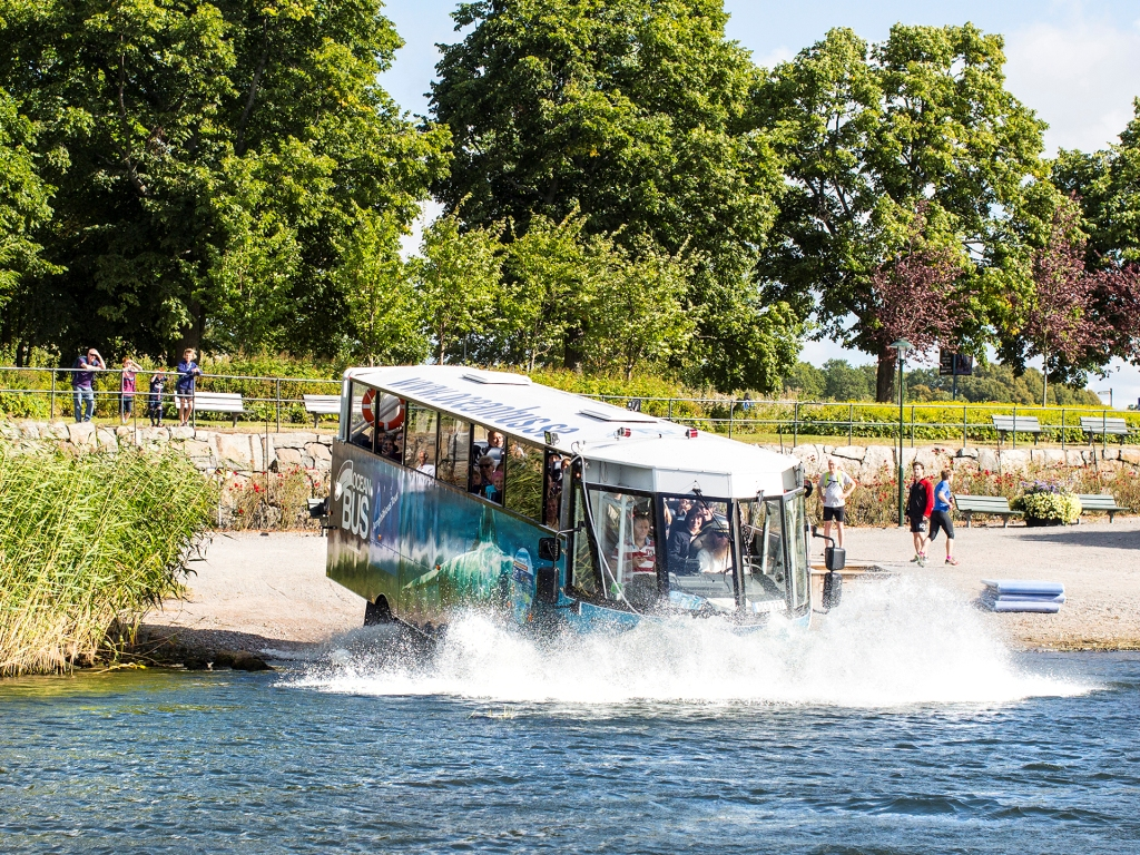 Kreuzfahrten: ocean bus