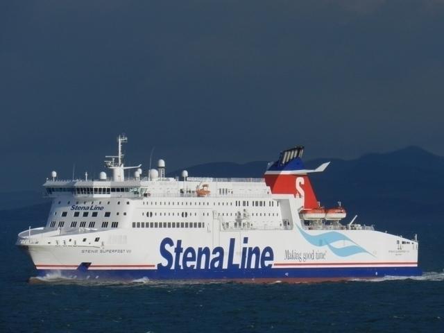 Kreuzfahrten: schiff stena line