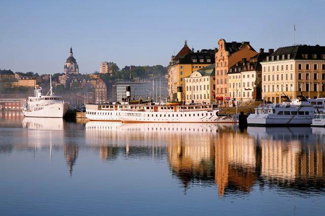 Kreuzfahrten: stockholm ola ericson visitsweden