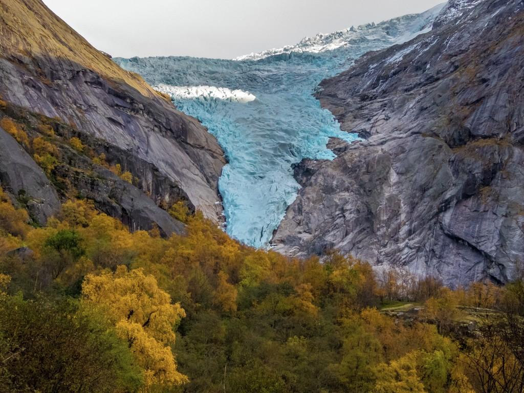 Rundreisen: briksdalsbreen bjarte haugen fjordnorway com