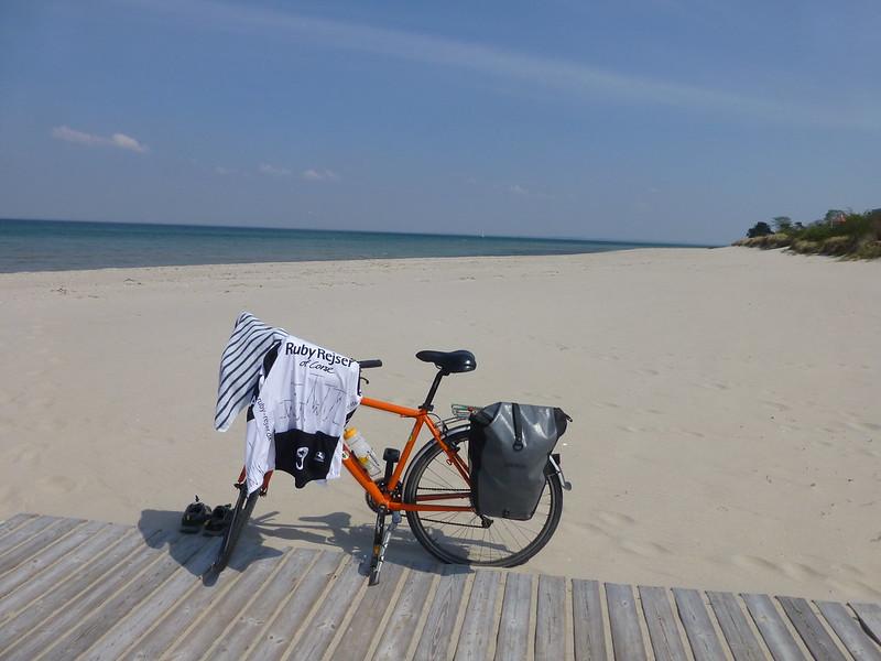 Rundreisen: fahrrad am strand rubysreisen