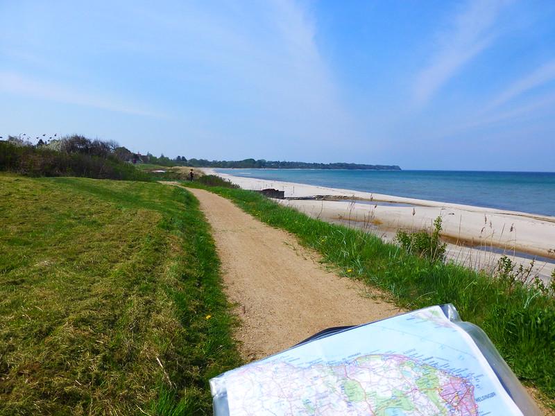 Rundreisen: fahrrad fahren an der kueste rubysreisen