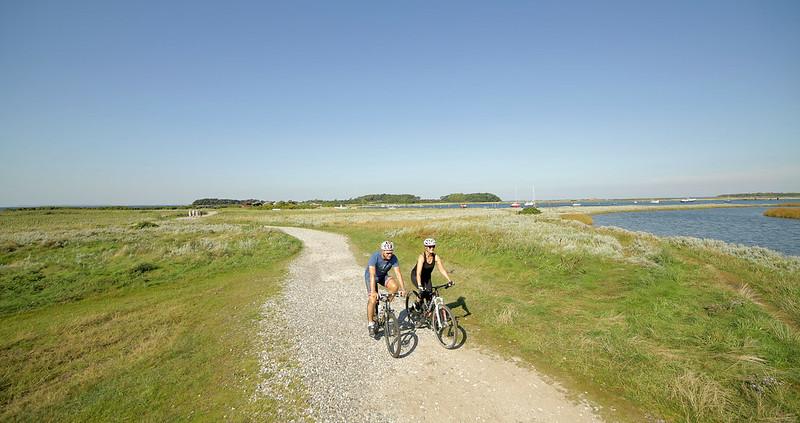 Rundreisen: fahrrad fahren fyn rubysreisen