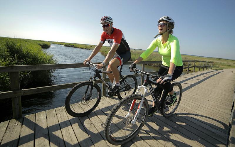 Rundreisen: fahrrad fahren fyn paar rubysreisen