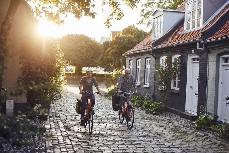 Rundreisen: fahrrad fahren jutland rubysreisen