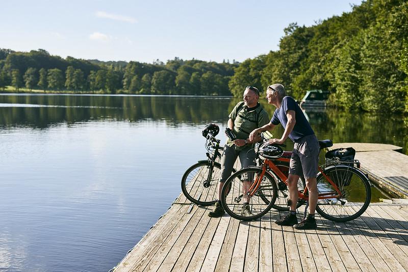 Rundreisen: fahrrad fahren ost jutland rubysreisen