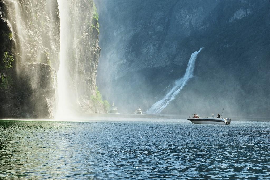 Rundreisen: geirangerfjord fred jonny hammero fjordnorway