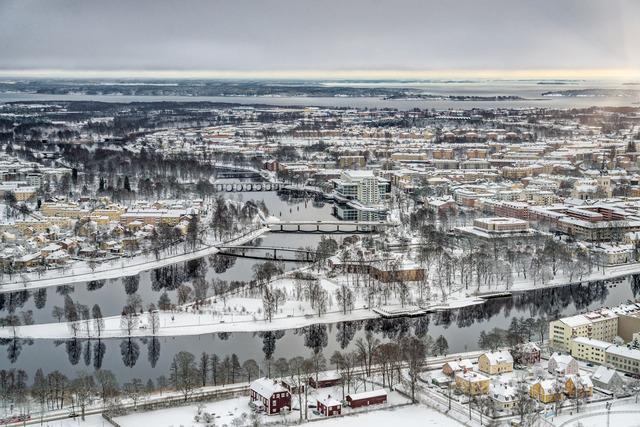 Rundreisen: karlstad per pixel petersson imagebank sweden se