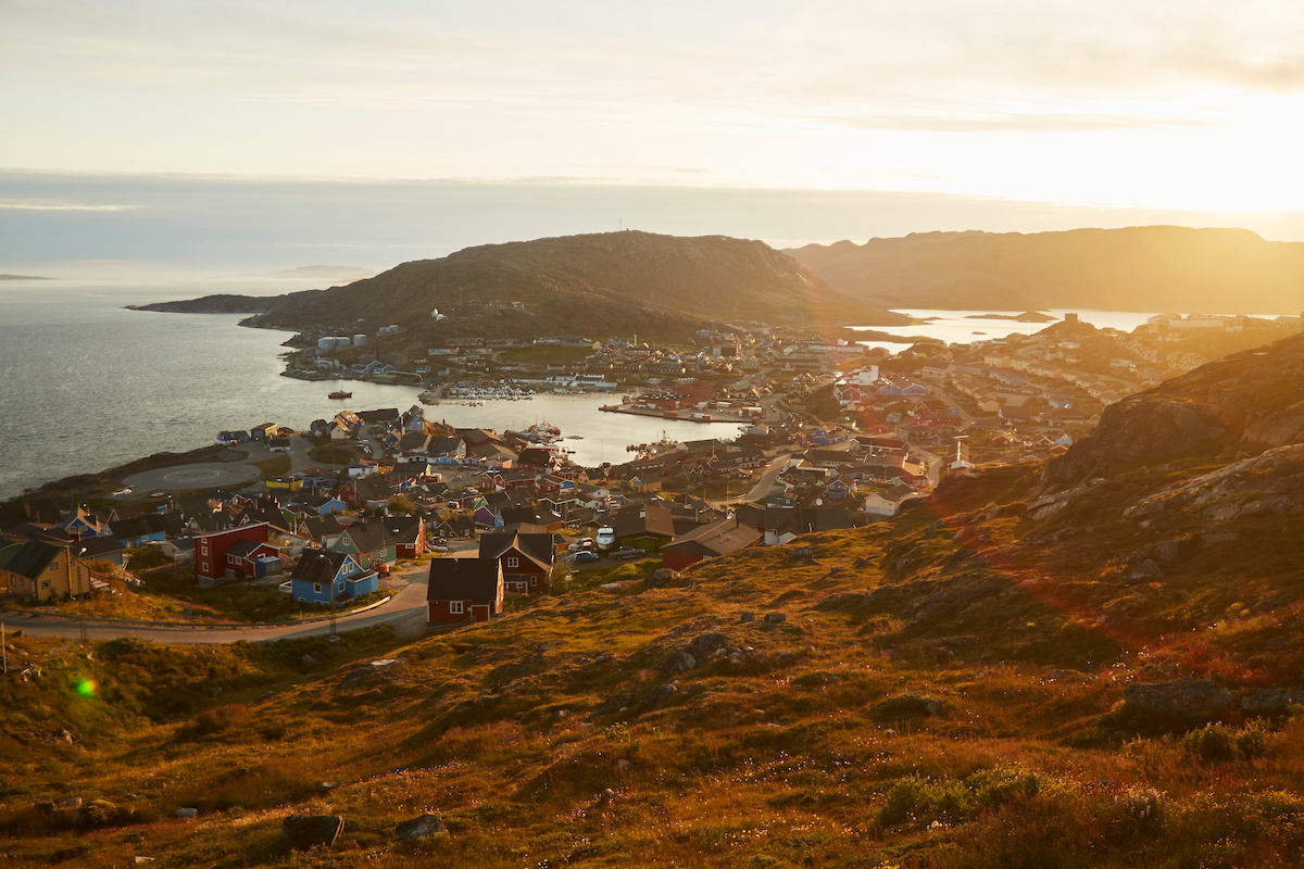Rundreisen: qaqortoq peter lindstrom rasmussen visitgreenland com