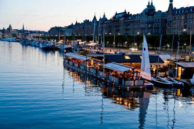 Rundreisen: stockholm henrik trygg imagebank sweden se