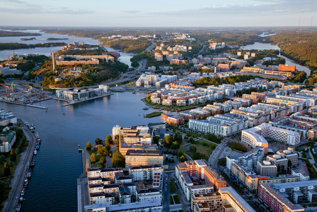 Rundreisen: stockholm ola ericson visitsweden