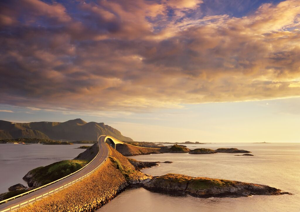 Rundreisen: the atlantic road jacek rozycki visitnorway com