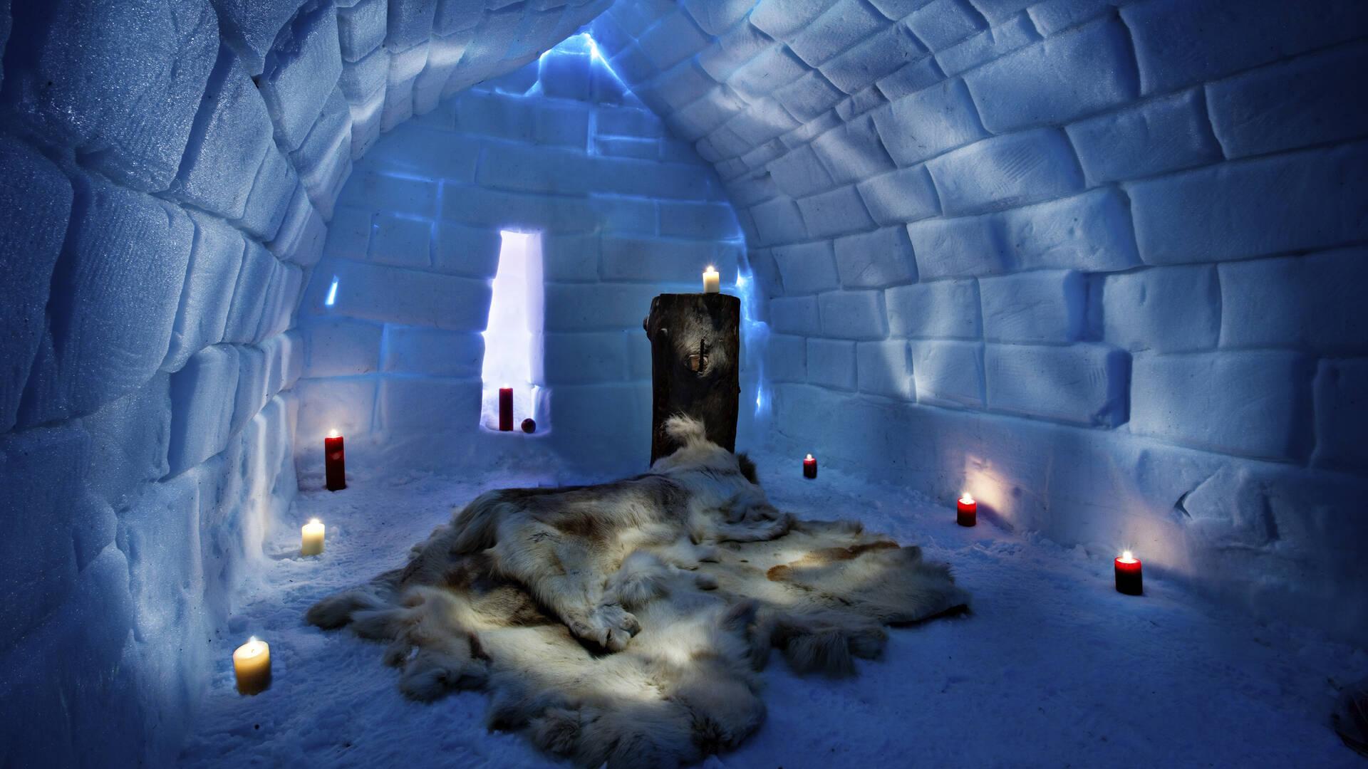 Skandinavien exklusiv: snow hotel rovaniemi  com