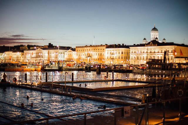 Städtereisen: finland helsinki julia kivelCA