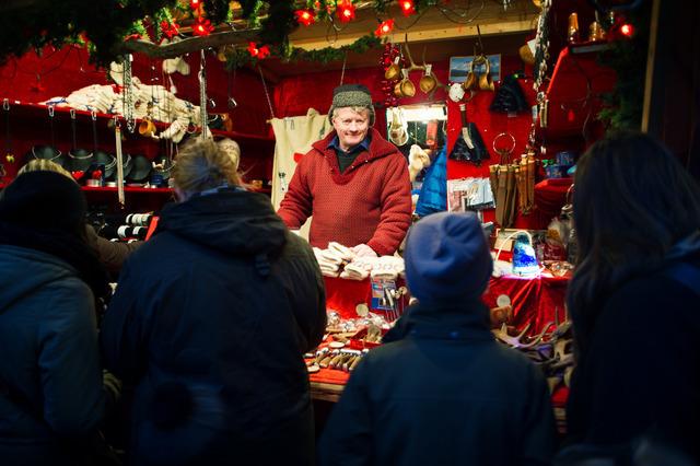 Winter: christmas market ulf lundin imagebank sweden se