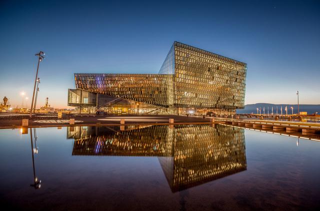 Winter: harpa reykjavik ragnar th sigurdsson visiticeland
