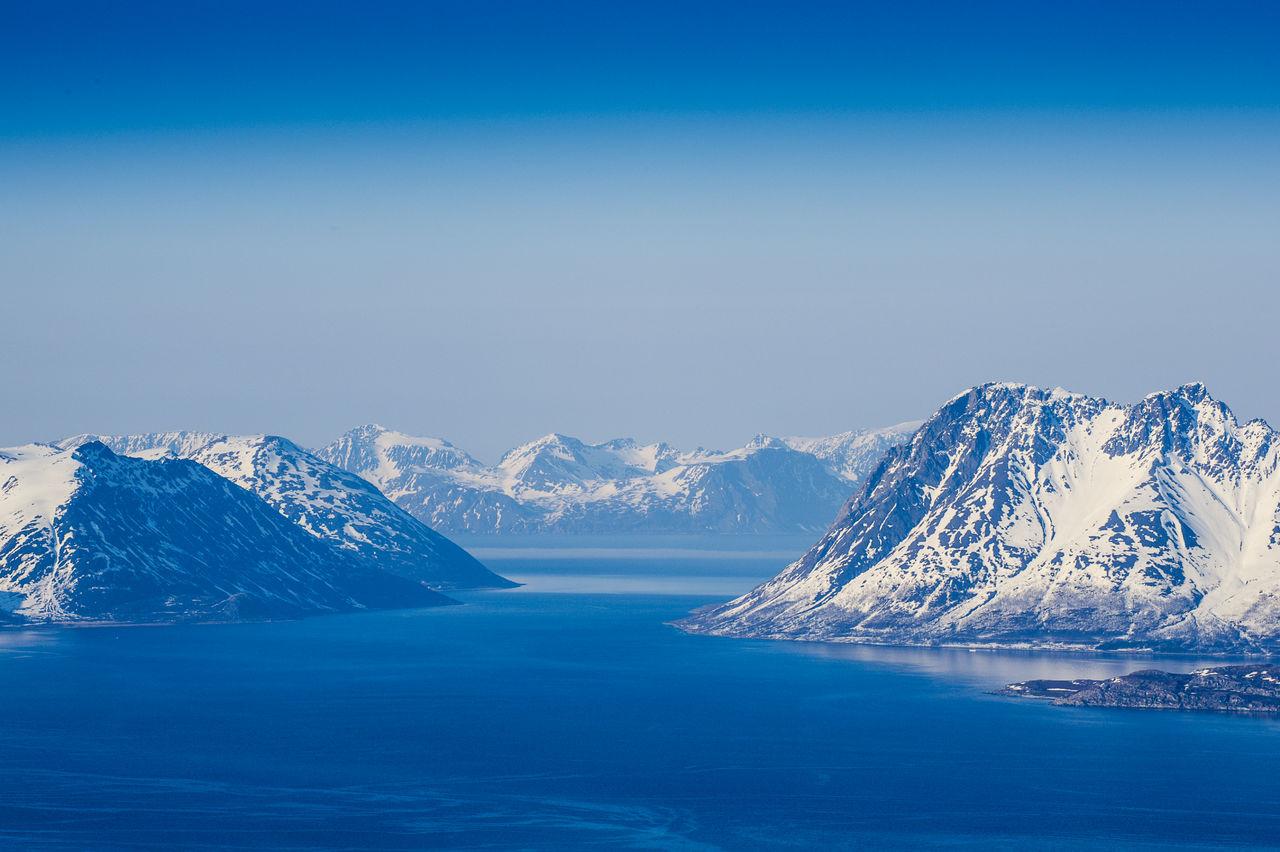 Winter: lyngenfjord  visit lyngenfjord com