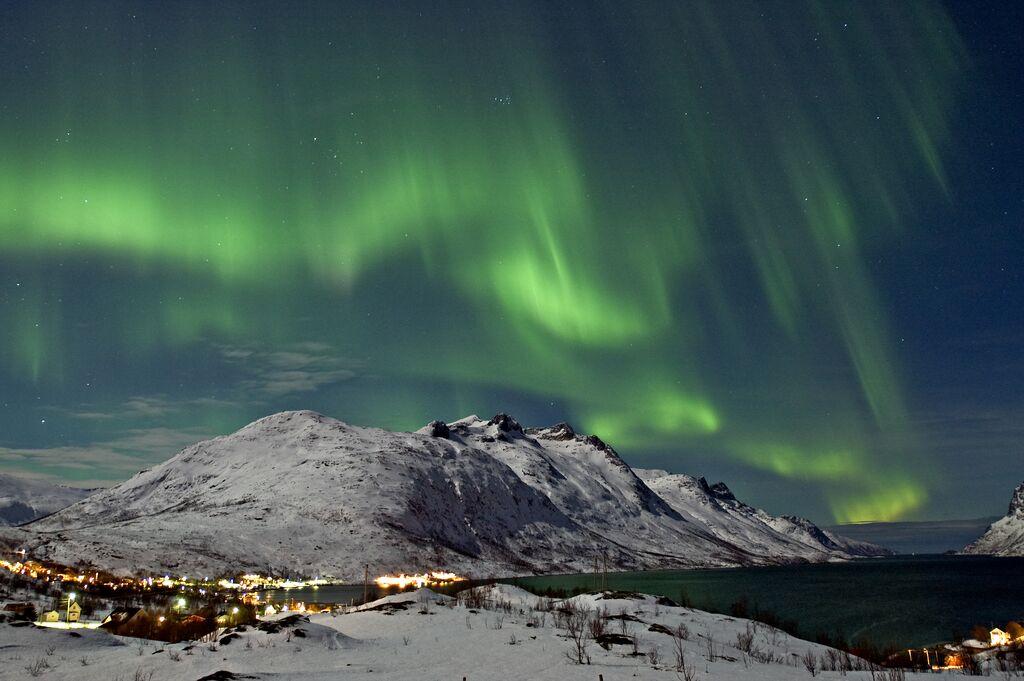 Nordlichter: nordlichter tromso bjorn jorgensen visitnorway com
